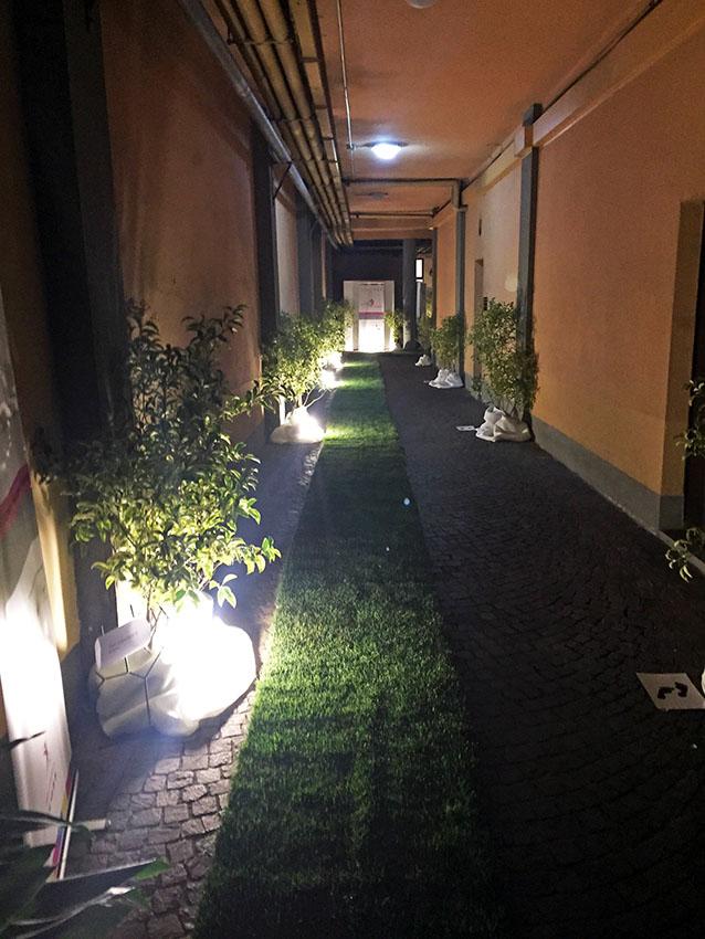 ingresso location esclusiva corso magenta milano