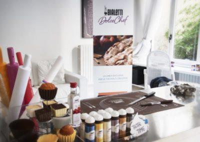 Bialetti Dolce Chef Corso Magenta 52