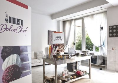 Evento Bialetti Location esclusiva Milano