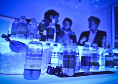 blue mood sodastream evento