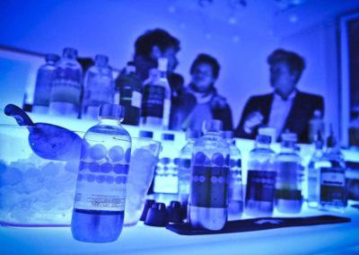 blue mood sodastream evento