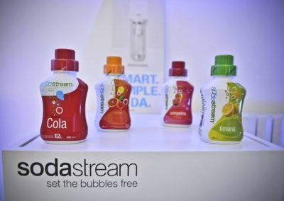 sodastream prodotti evento
