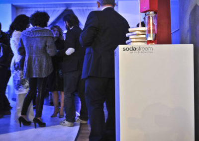 sodastream setting event