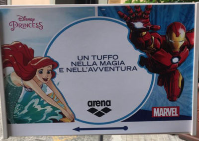 Disney princess Marvel heroes event